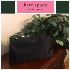 Kate Spade Black Nylon Bag NWOT